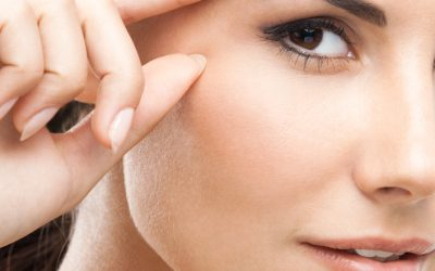 That occasional facial redness could be Rosacea